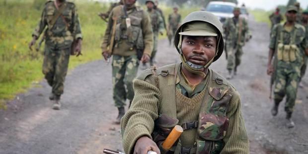 La Belgique toujours engagée dans l'aide à l'armée congolaise - La DH