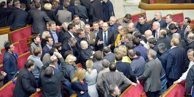 Ukraine: Ianoukovitch propose l'amnistie, l'opposition dit non