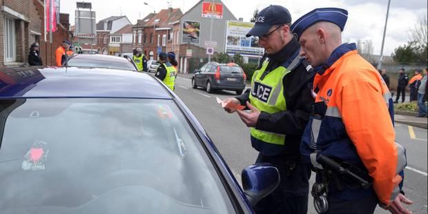 Coopération policière transfrontalière efficace à Mouscron - La DH