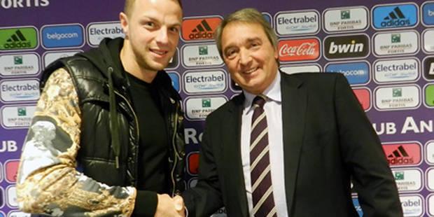 Officiel: Pollet transféré à Anderlecht - La DH