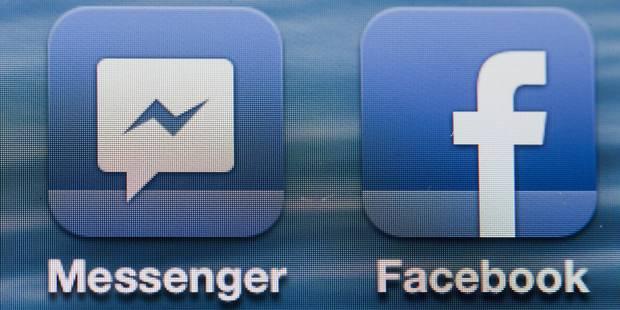 Facebook dévoile une nouvelle application - La DH