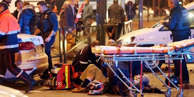 Collision : une policière et un scootériste blessés - La DH