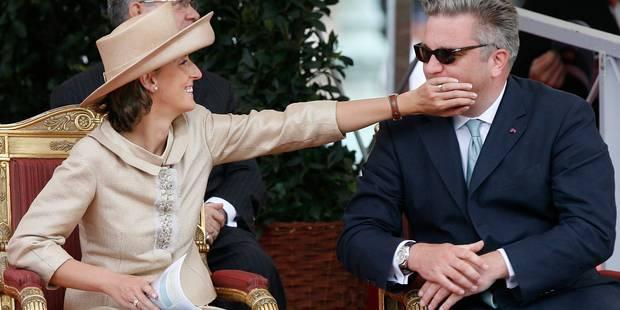 Les absences répétées de la princesse Claire posent question - La DH