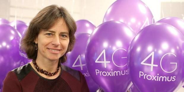 """4G : le """"cadeau"""" de Proximus - La DH"""