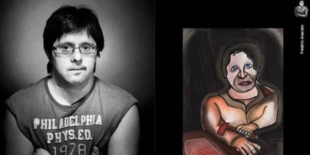 Portraits et autoportraits en miroir - La DH
