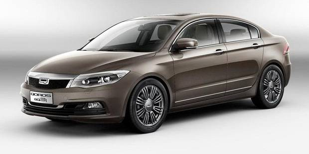 L'auto chinoise venue d'Europe - La DH
