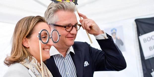 Rumeurs sur leur couple: Laurent et Claire répondent - La DH