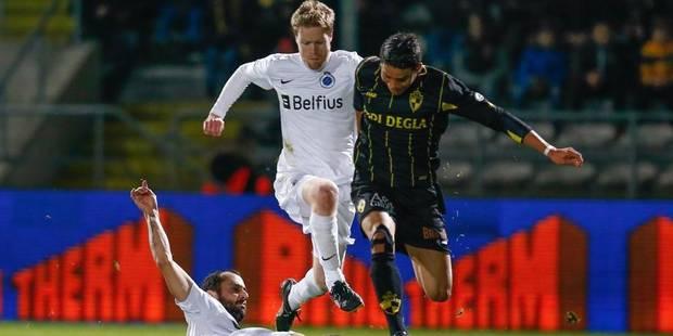 Tom Högli quittera Bruges en fin de saison - La DH