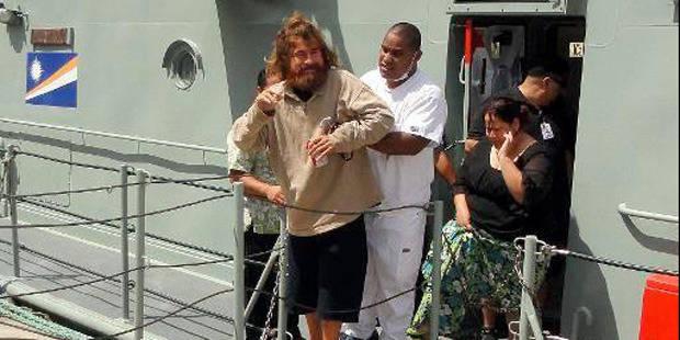 Le naufragé du Pacifique de retour à la civilisation - La DH
