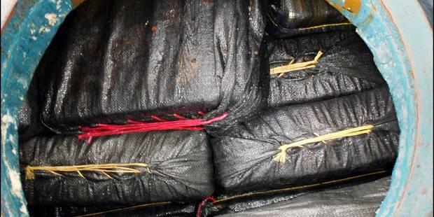 Espagne: 900 kilos de cocaïne trouvés dans des sacs à dos flottants - La DH
