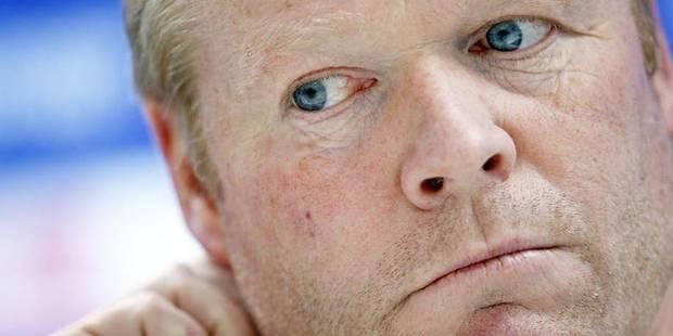 Ronald Koeman quitte Feyenoord - La DH