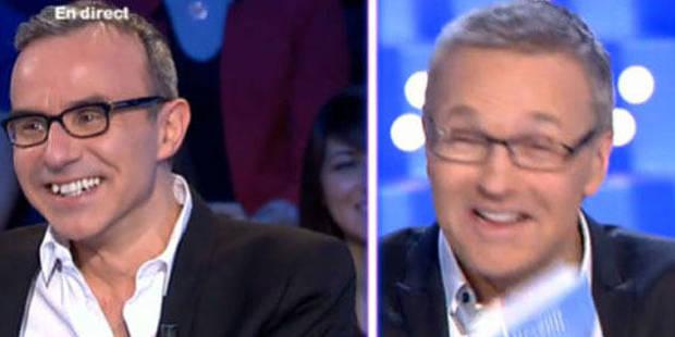 Le lapsus gênant de Laurent Ruquier - La DH