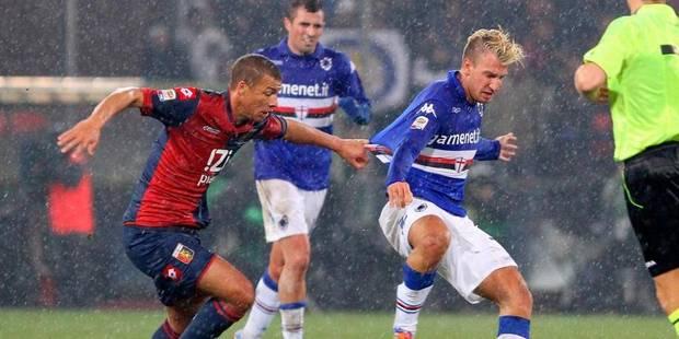 Série A: la Sampdoria remporte le derby de Gênes - La DH