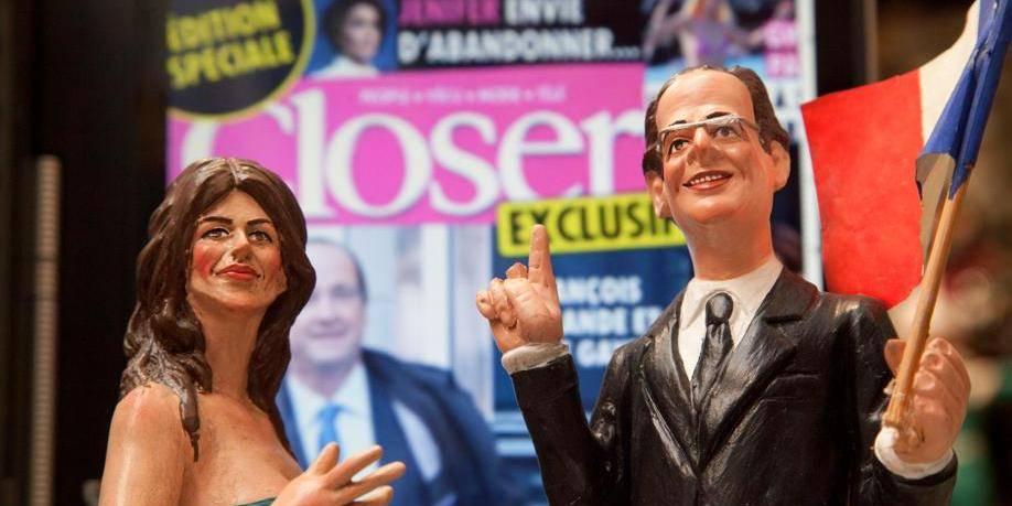 Affaire Gayet-Hollande: ouverture d'une enquête sur les photos de Closer