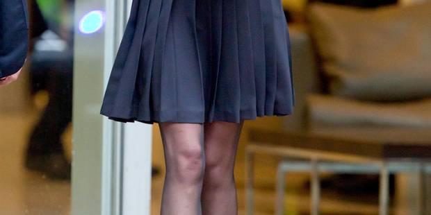 """La reine Elisabeth II dit """"no"""" aux mini-jupes de Kate - La DH"""