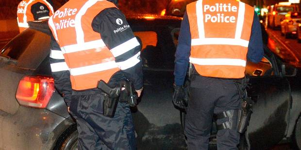Ganshoren: un dealer interpellé à bord de sa berline immatriculée en Allemagne - La DH