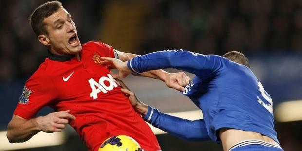 Vidic quittera Manchester United en fin de saison - La DH