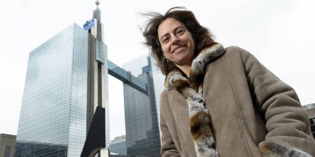 Belgacom ne laissera pas le parlement lire le contrat de Dominique Leroy - La DH