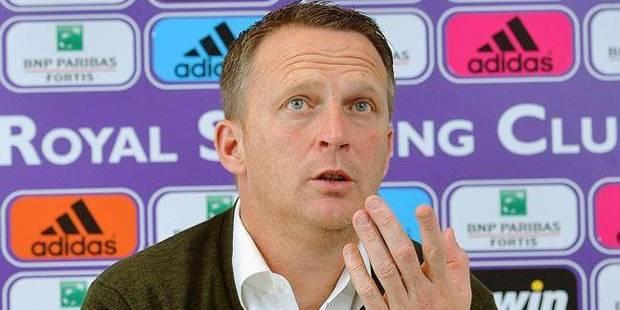 """van den Brom: """"Les joueurs sont plus sous pression que moi"""" - La DH"""