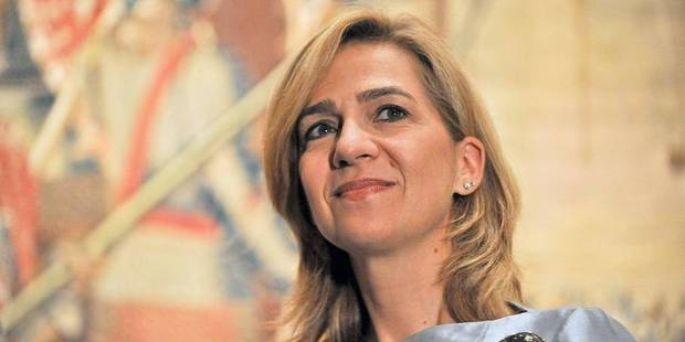 La fille du roi d'Espagne devant le juge, une premi�re qui secoue la monarchie