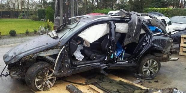 Destorme grièvement blessé dans un accident de la route - La DH