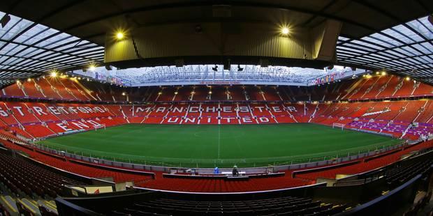 Manchester United, quand le théâtre ne rêve plus - La DH