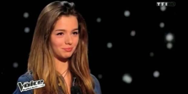 The Voice France: Liv obligée par la production de chanter comme un Chipmunks - La DH