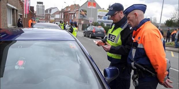 La douane perçoit 23.400 euros lors de contrôles routiers à Anderlecht - La DH