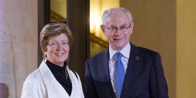 Polémique entre Pierre Rolin et madame Van Rompuy