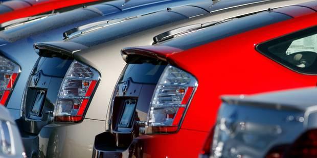 Toyota rappelle 4.689 Prius en Belgique - La DH