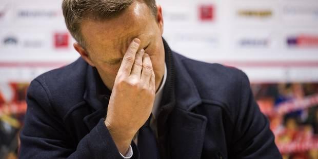 Dur, dur d'être coach à Anderlecht - La DH