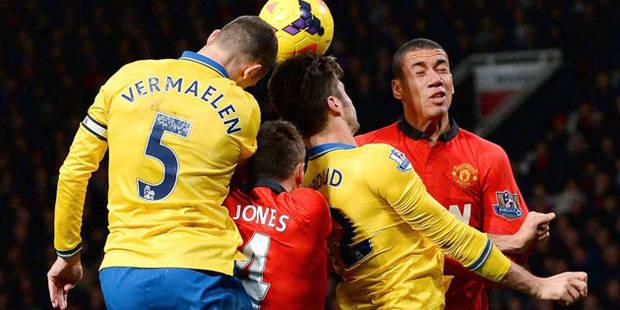 Arsenal-Manchester United: deux géants au pied du mur - La DH
