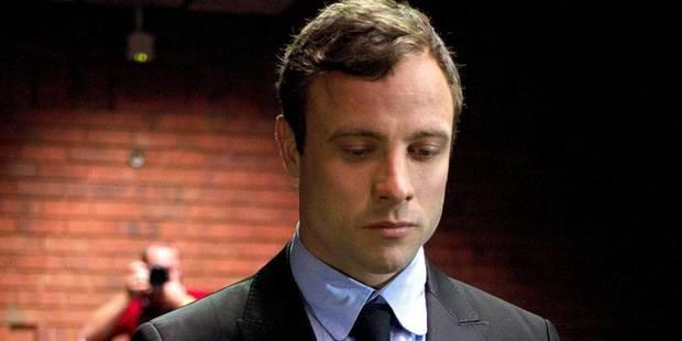 Oscar Pistorius sort du silence le jour anniversaire de la mort de sa petite amie - La DH