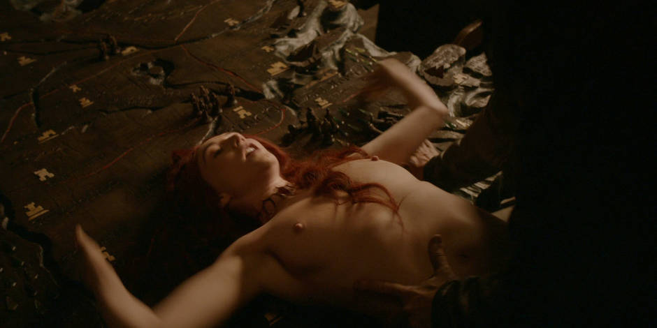 Plus d'hommes nus dans Game of Thrones ?