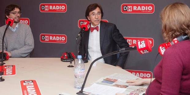Les confessions intimes d'Elio Di Rupo - La DH