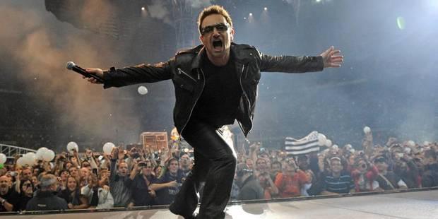 """Bono: """"J'ai transmis à ma fille la fibre activiste """" - La DH"""