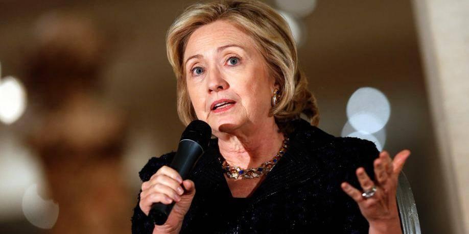 """Hillary Clinton: Lewinsky, cette """"timbrée narcissique"""""""