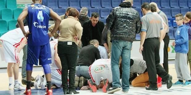 Un joueur de basket sauvé par un défibrillateur - La DH