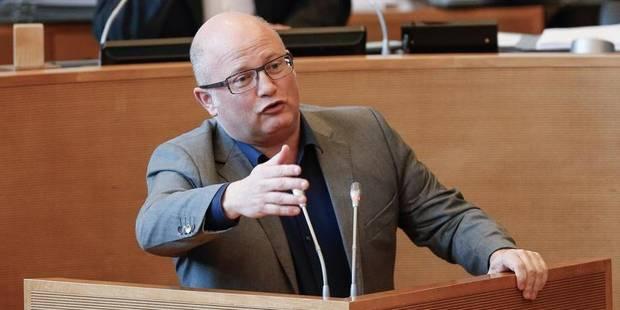 Jean-Luc Crucke mènera la liste MR aux régionales - La DH