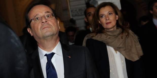 La nuit agitée de François Hollande à la veille des révélations de Closer - La DH