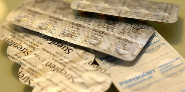 Les saisies de faux médicaments augmentent - La DH