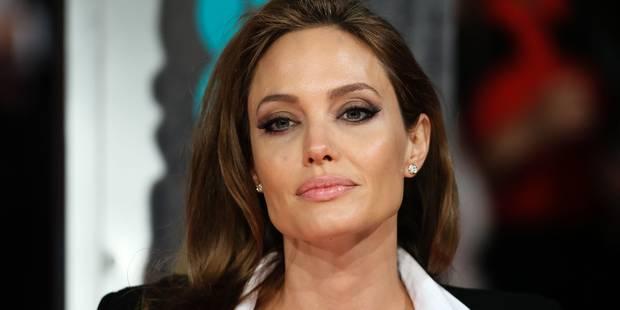 Angelina Jolie, seule femme du Top 10 des acteurs les mieux payés - La DH
