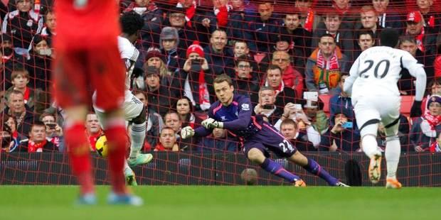 Les Belges à l'étranger: Simon Mignolet seul Belge victorieux dimanche en Premier League - La DH
