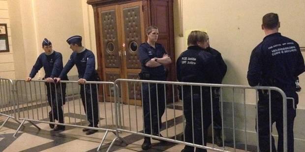 """Femme blessée au couteau au tribunal: """"Elle se sentait coupable"""" - La DH"""