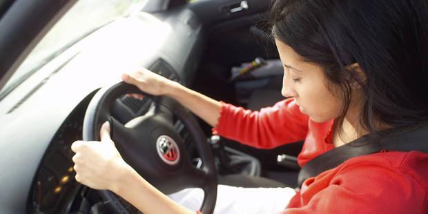30% des accidents sur route sont dus à la somnolence - La DH