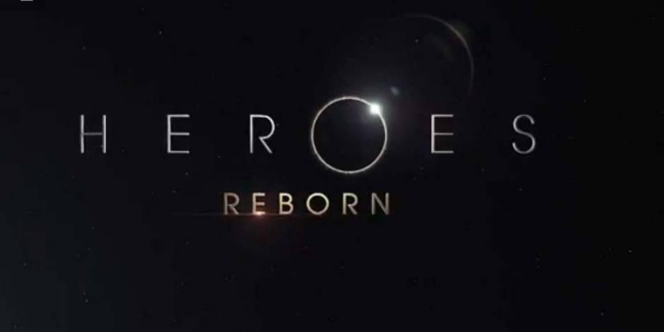 La série Heroes de retour en 2015 !