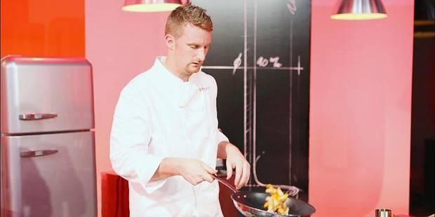 """Julien Lapraille de Top Chef: """"J'avais surtout peur du vide"""" - La DH"""