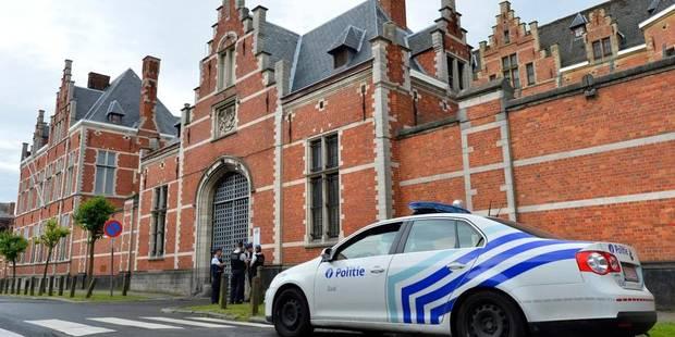Non-lieu pour des agents de la zone Bruxelles-Midi suspectés de maltraitance - La DH