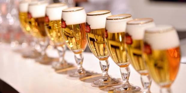 AB InBev a vendu 2% de bières en moins en 2013 - La DH