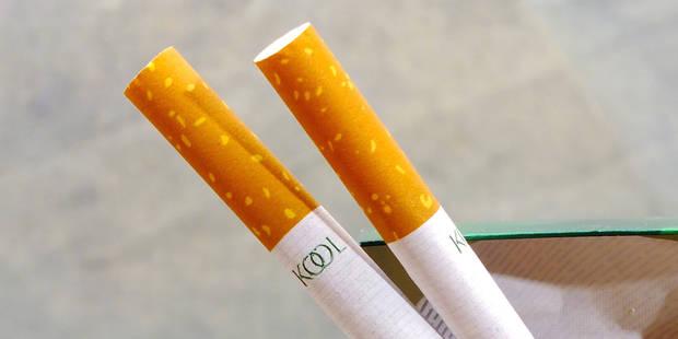 L'Europe interdit les cigarettes aromatisées - La DH